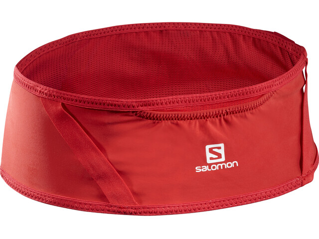 Salomon Pulse Cinturón, rojo
